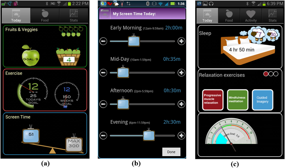 JMIR - Multicomponent mHealth Intervention for Large, Sustained