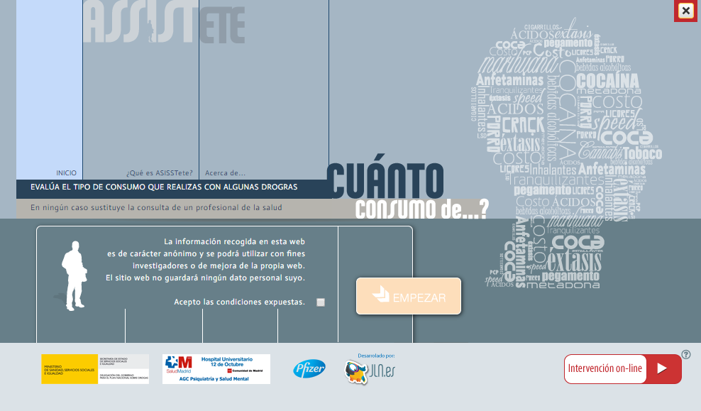 JMIR - Web-Based Alcohol, Smoking, and Substance Involvement