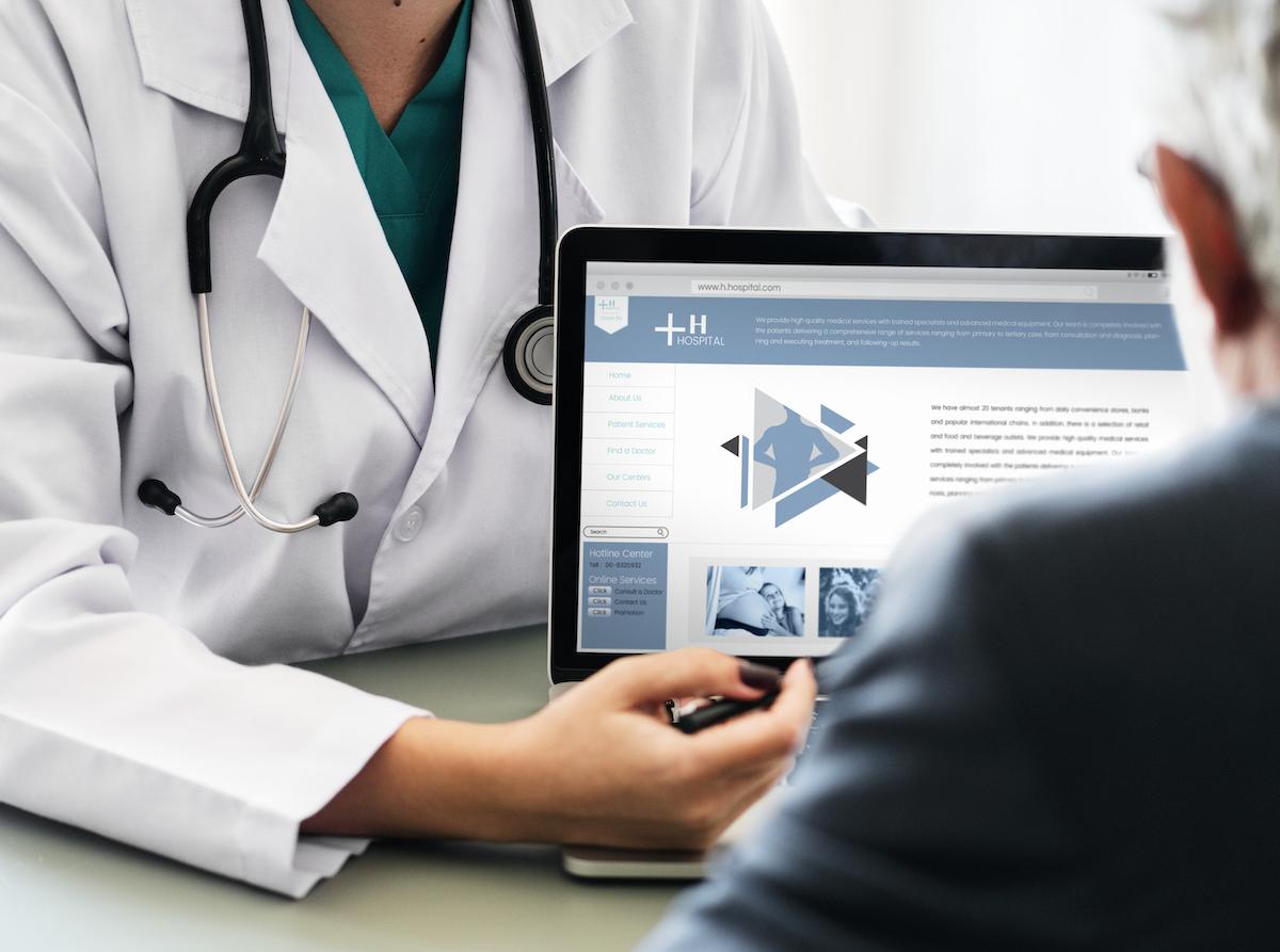 Ana Milojkovic jmir - implementing blockchains for efficient health care