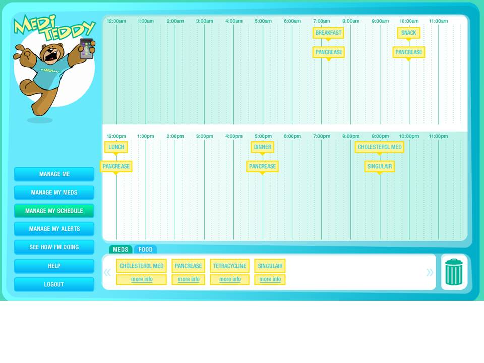 prescription scheduler