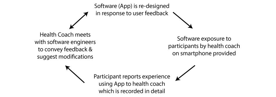 Software Feedback Loop Feedback Loop Conveys User