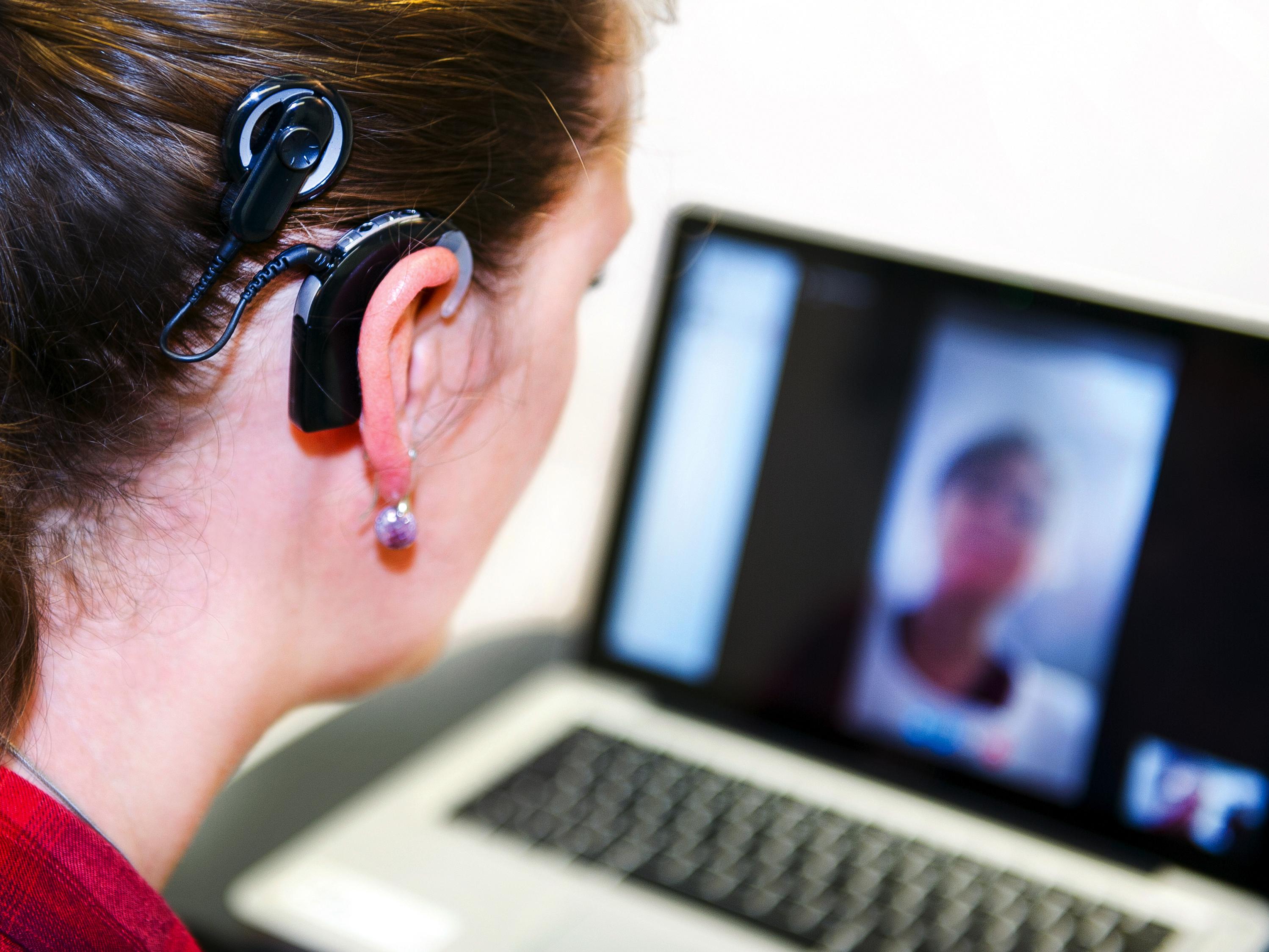 JMIR - Influence of Telecommunication Modality, Internet