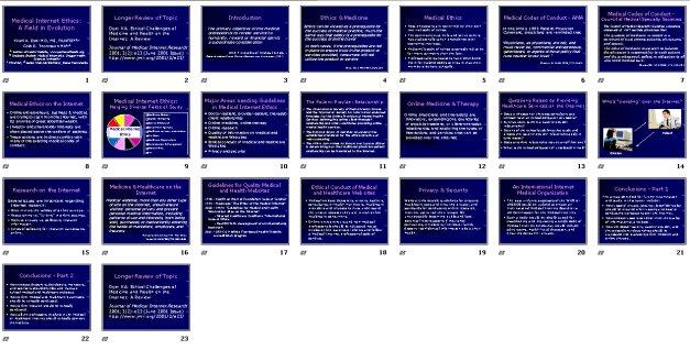 Case study presentation powerpoint