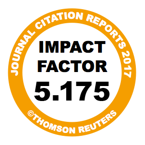 JMIR's Thomson Reuter Impact Factor of 5.175 for 2016